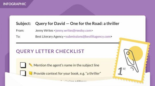 How to Write a Query Letter in 7 Steps \u2022 Reedsy