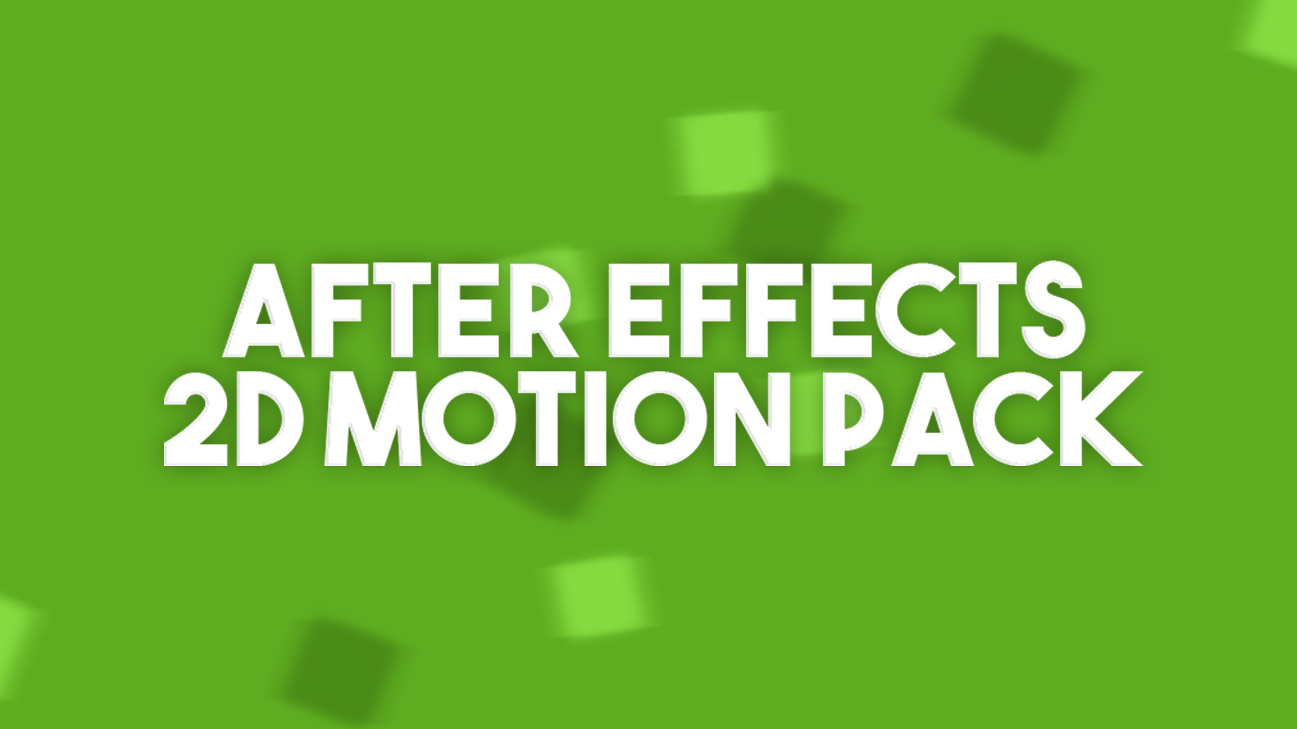 After Effects Templates Free Download Zip After Effects 2d Animation Pack Typenetik Sellfy