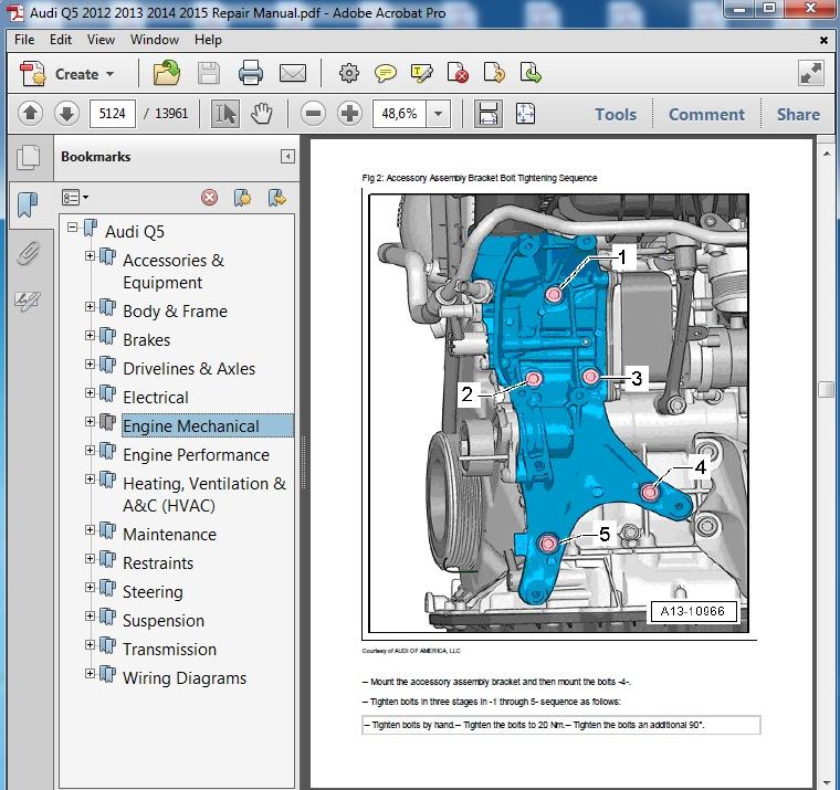 2015 Audi Q5 Engine Diagram - Carbonvotemuditblog \u2022