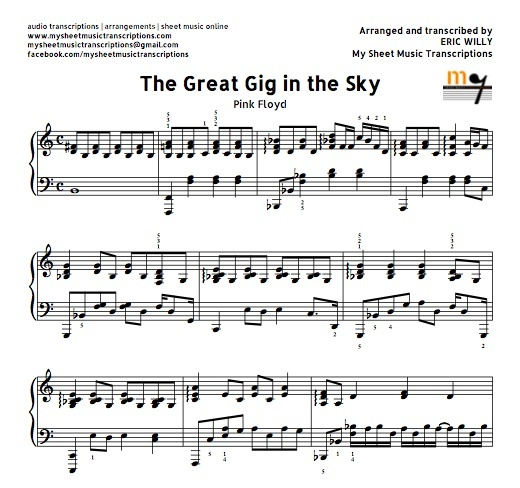 office theme sheet music xv-gimnazija