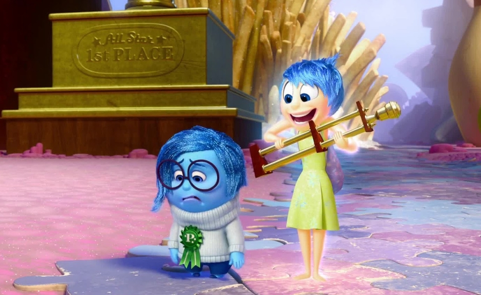 In Inside Out Pixar Gets Mature About Growing Up The