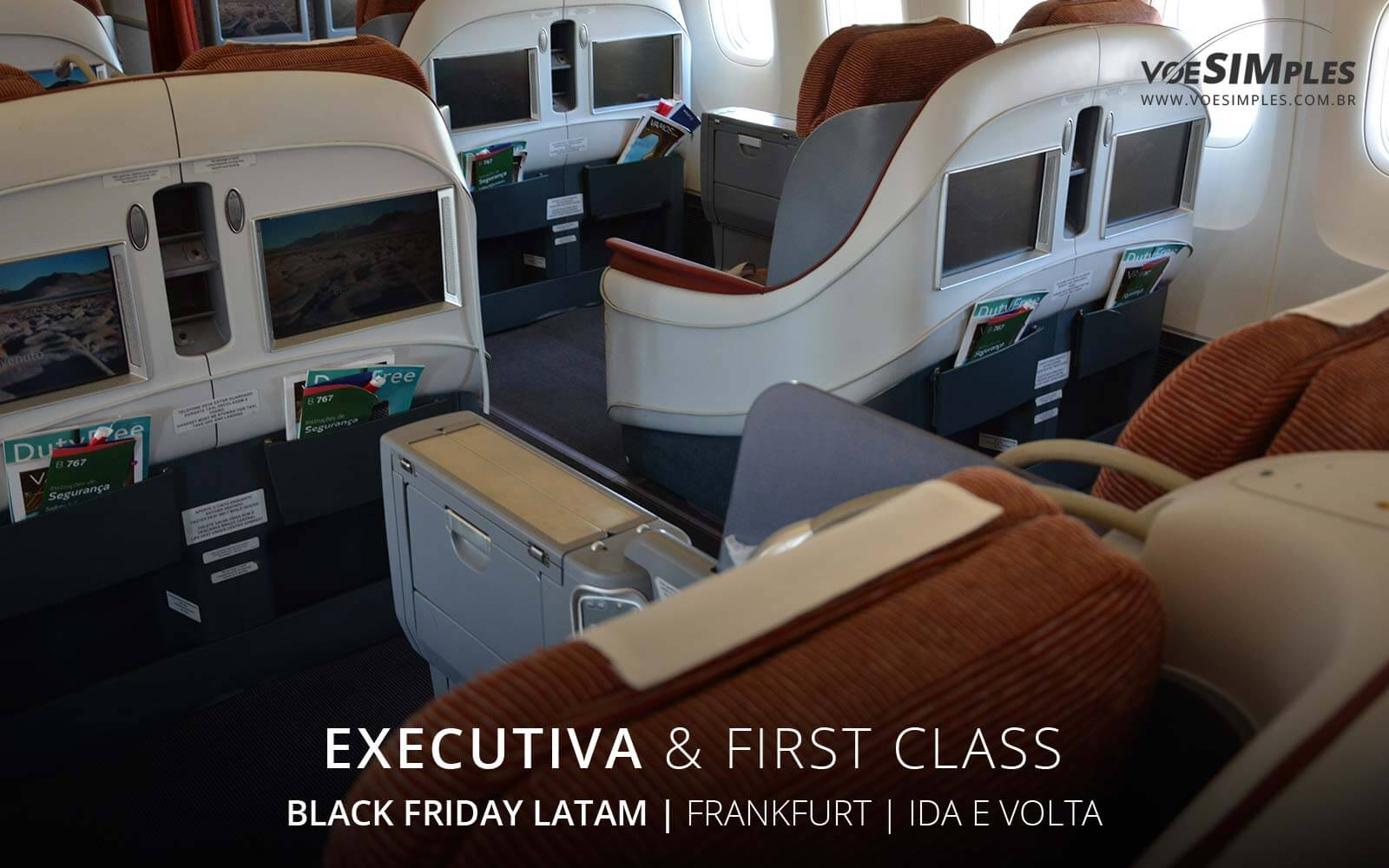 Black Friday Frankfurt 2017 Passagem Aérea Executiva Latam Black Friday Para
