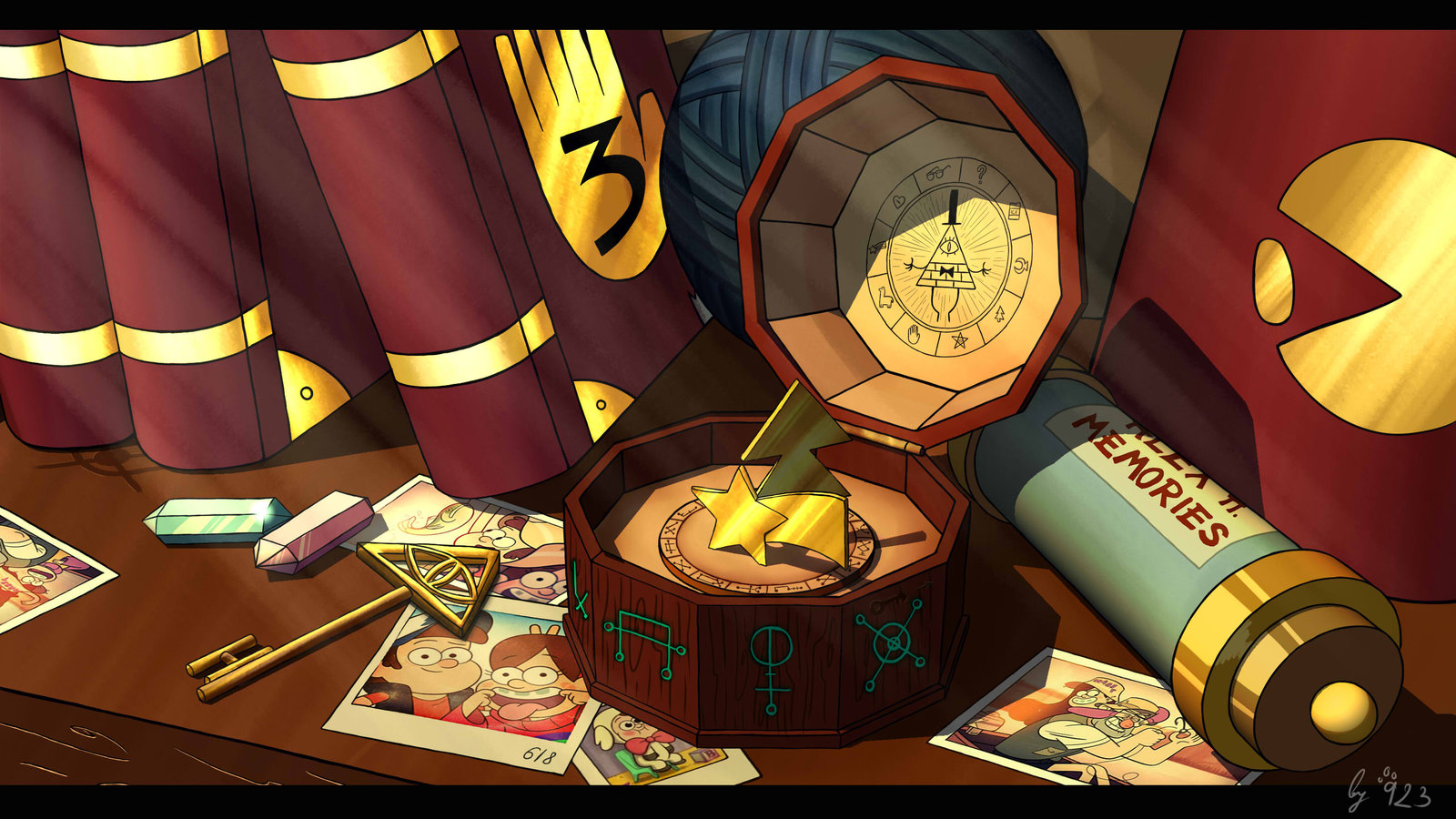 Gravity Falls Wallpaper 1366x768 8tracks Radio Let S Re Mix It Up A Gravity Falls