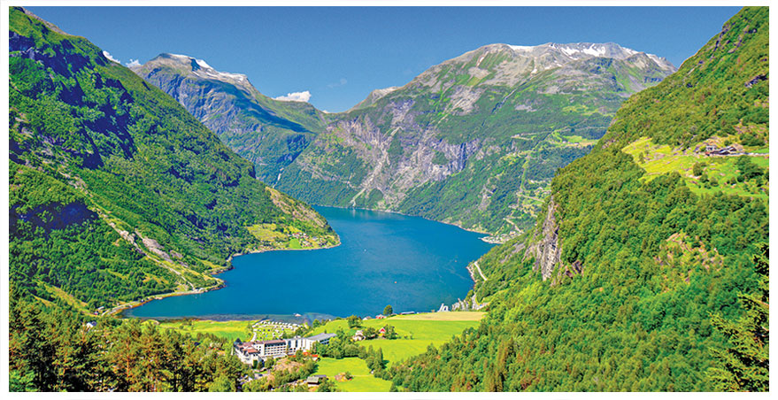 Highlights of the Fjords Norway Tours - Lakes 2018 2019 Inghams - fjord
