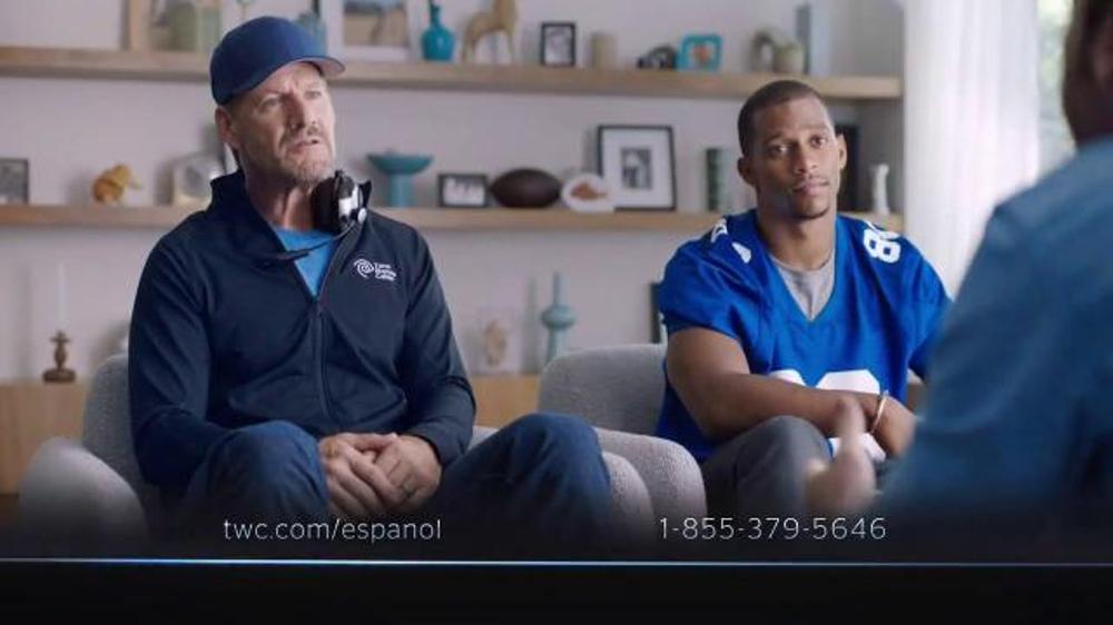 Time Warner Cable Internet Económica TV Commercial Con Victor Cruz