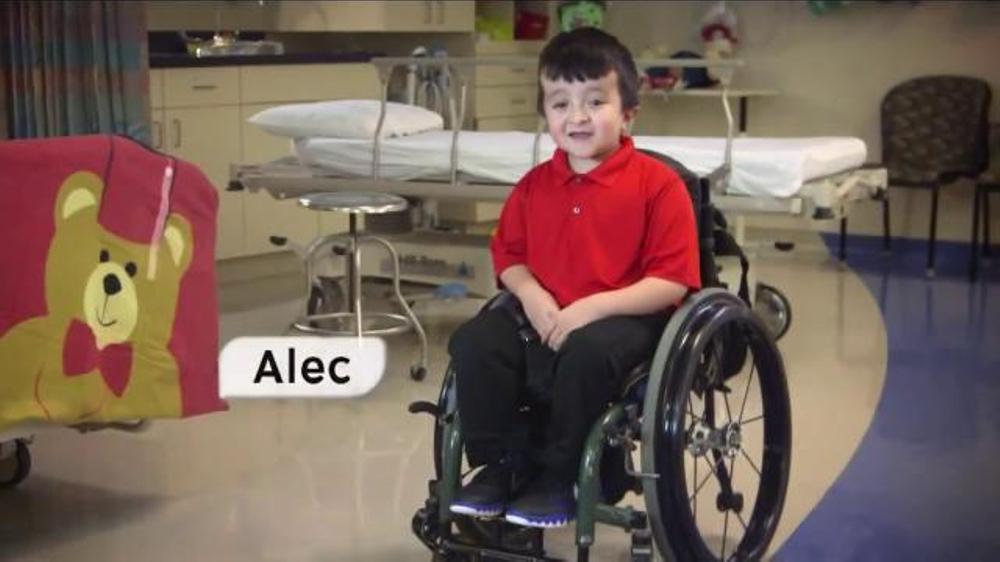 Shriners Hospitals For Children Tv Commercial 39alec
