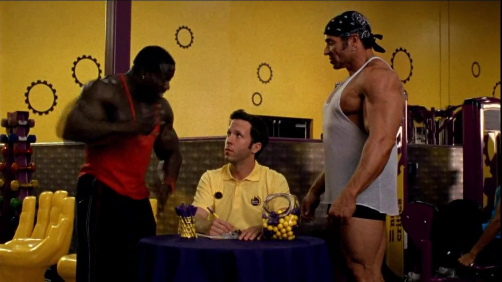 Planet Fitness TV Commercial, \u0027Two Jacked Bros\u0027 - iSpottv