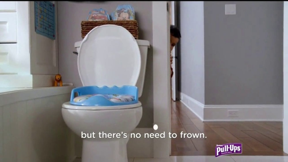 New Baby Car Seat Time Huggies Pull Ups Tv Commercial 39;time To Potty 39; Ispot Tv