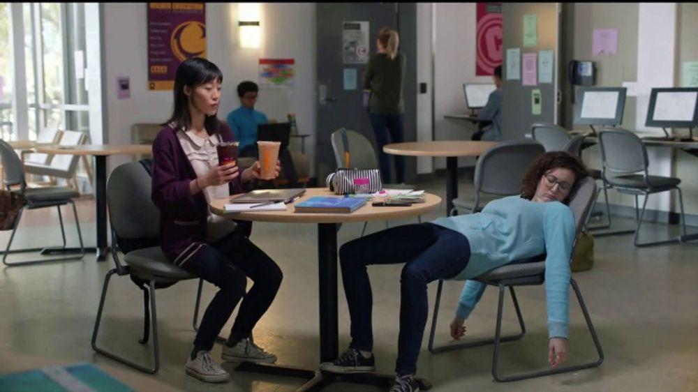 Dunkin\u0027 Donuts TV Commercial, \u0027Afternoon Slump\u0027 - iSpottv