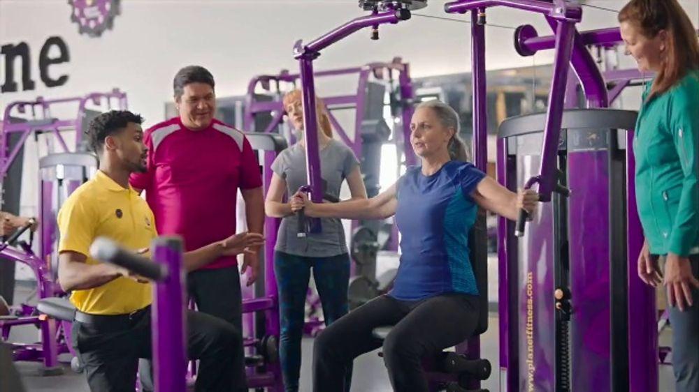 Planet Fitness Dollar Sale TV Commercial, \u0027$1 Down\u0027 - iSpottv