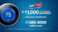 ARS Rescue Rooter TV Commercial, 'HVAC System: Nest ...