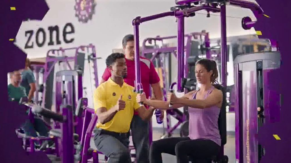 Planet Fitness TV Commercial, \u002725 Years\u0027 - iSpottv