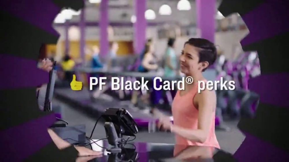 Planet Fitness PF Black Card TV Commercial, \u0027All the Great Stuff