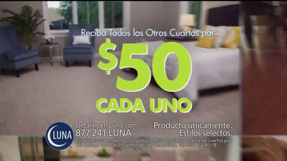 Luna Flooring Venta De Cuartos Por 50 Tv Commercial