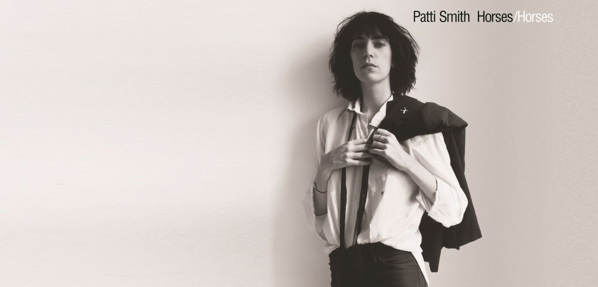 Patti Smith Horses 40 Years On
