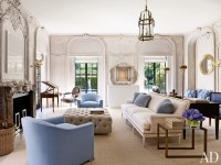 Living Room by Bruce Budd by Architectural Digest | AD ...