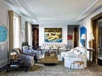 Modern Living Room by Mark Stumer by Architectural Digest ...