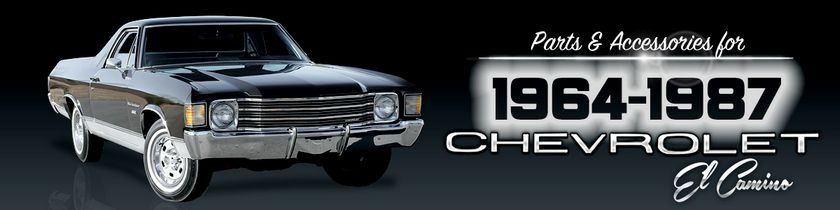 1964-87 Vintage Chevelle Restoration Parts  Accessories - National