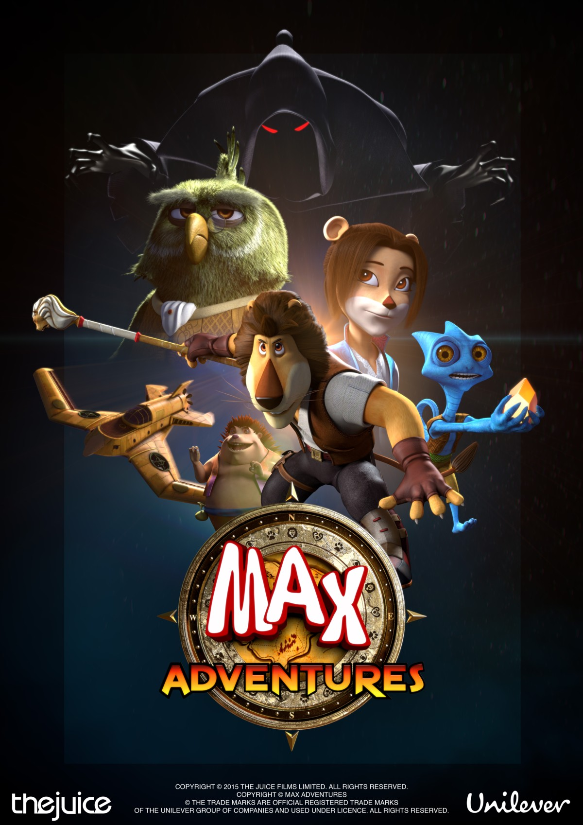 Polster Max Thejuice Debut New 4d Film Max Paddle Pop Adventures Blooloop