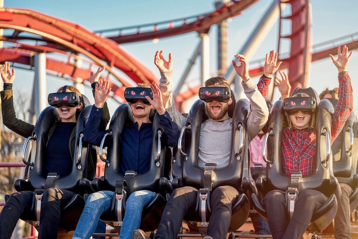 Tivoli Without Rides Tivoli Gardens To Open Vr Coaster New Concerts More Fireworks