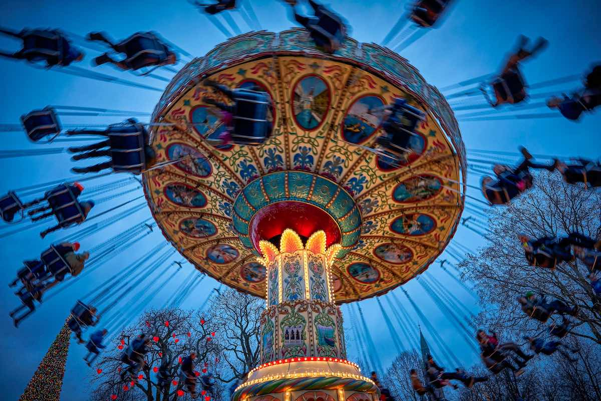 Tivoli Without Rides Tivoli Gardens 175th Anniversary Tim O Day Blooloop