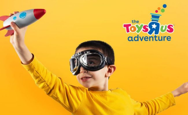 Toys R Us And Candytopia Unveil Immersive Play