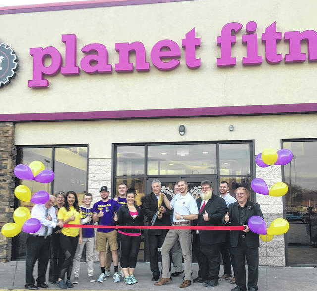 Planet Fitness opens locally - Community Common