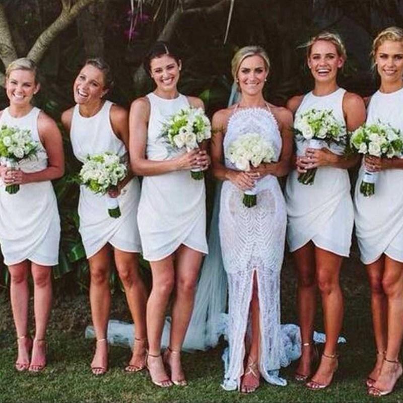Large Of Short Bridesmaid Dresses
