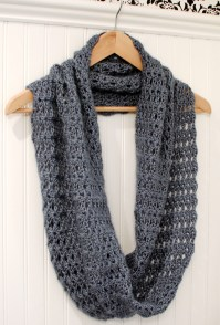 Crochet Pattern - Mobius Infinity Scarf / Wrap (includes ...
