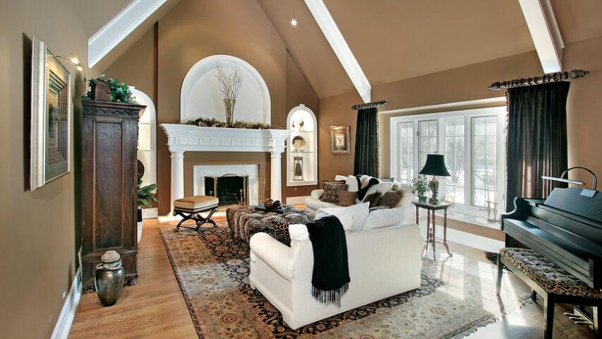 Casual Living Room Furniture Ideas - casual living room furniture