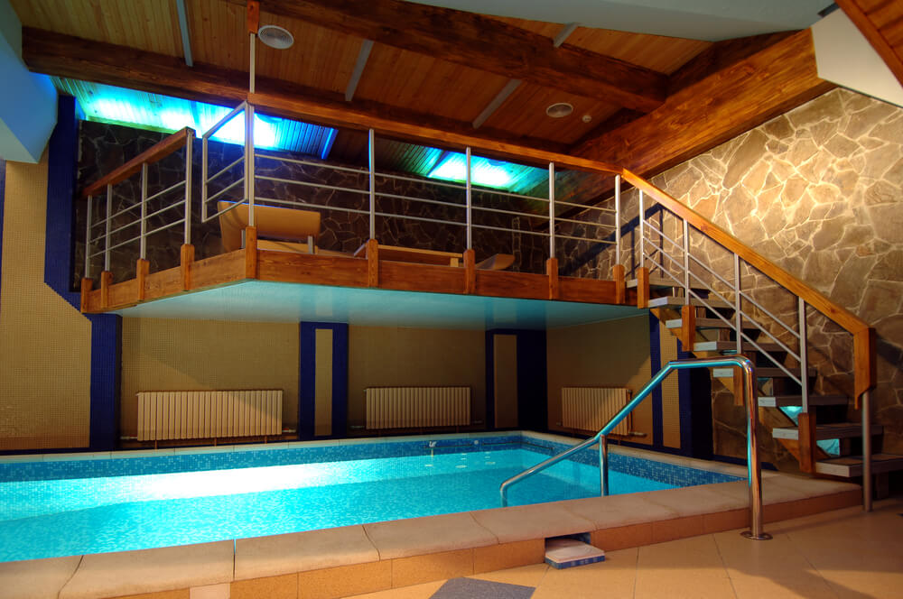 Decke Design 45 Screened In, Covered And Indoor Pool Designs