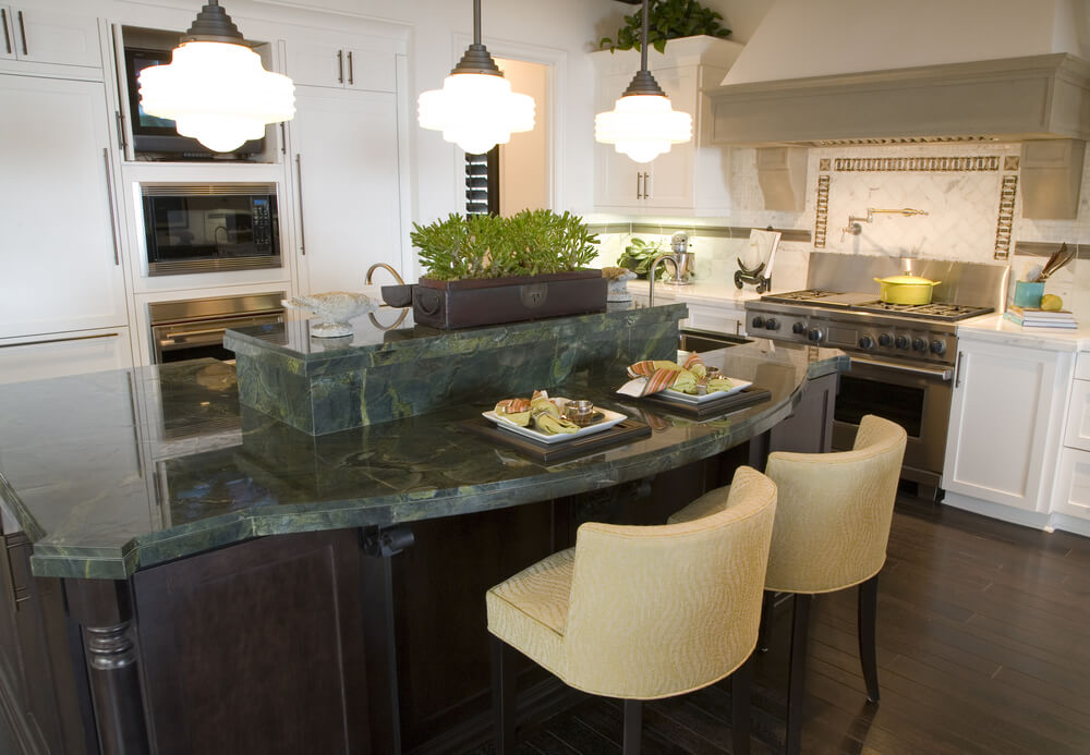 Stock Kitchen Cabinets Long Island 39 Fabulous Eat-in Custom Kitchen Designs