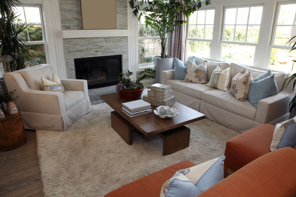 53 Cozy & Small Living Room Interior Designs (Small Spaces)