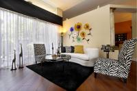 17 Zebra Living Room Decor Ideas (Pictures)