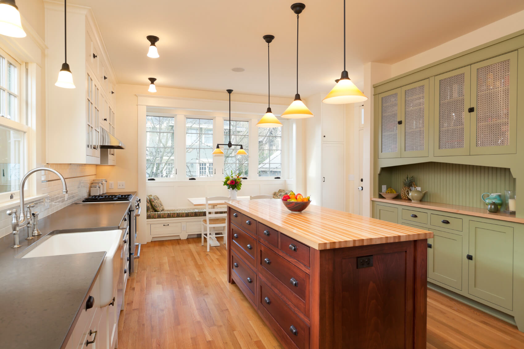 galley kitchen design ideas galley kitchen remodel ideas I include this kitchen in our galley kitchen photo gallery because the end is a long