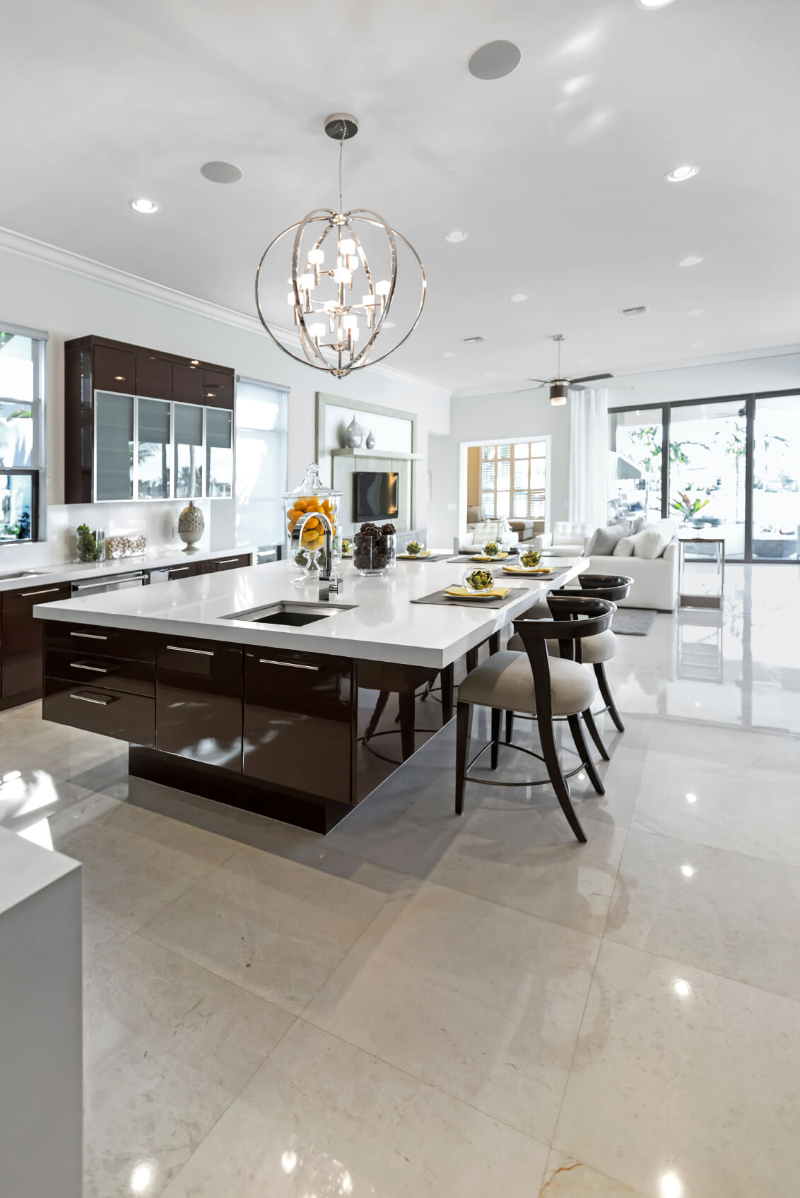 Modern White Kitchen Island 84 Custom Luxury Kitchen Island Ideas And Designs Pictures