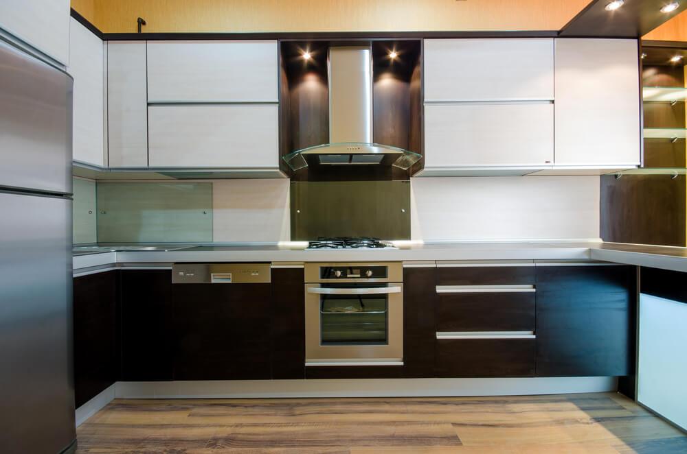 41 Luxury U-Shaped Kitchen Designs \ Layouts (Photos) - u shaped kitchen design