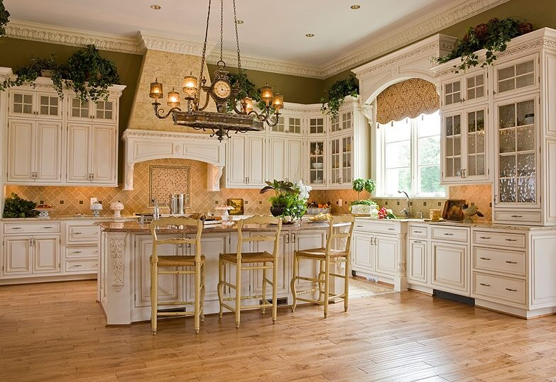 Custom Kitchen Island Cost 27 Luxury Kitchens That Cost More Than $100,000 (incredible)