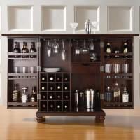 30 Beautiful Small Home Bar Cabinets, Sets & Wine Bars ...