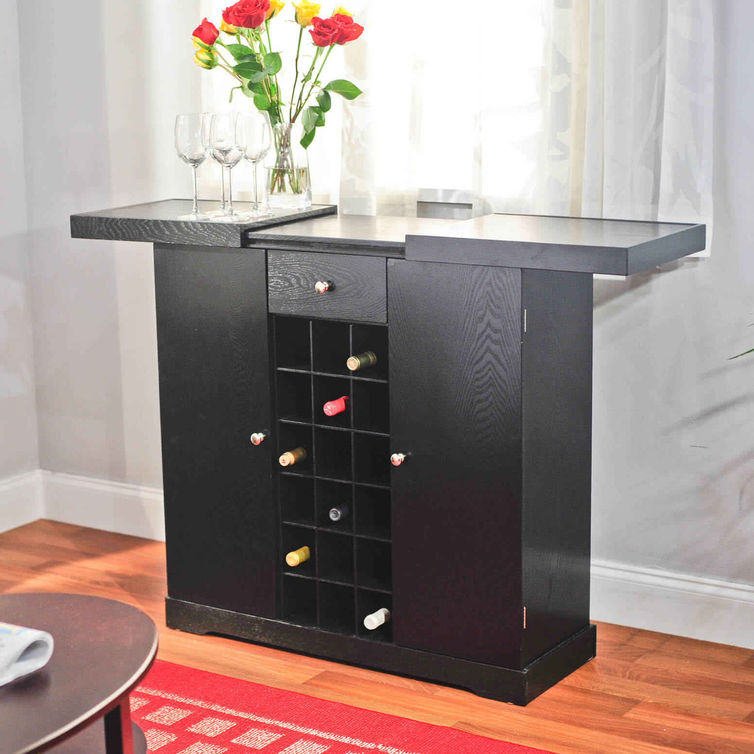 Wine Storage Design 30 Top Home Bar Cabinets Sets And Wine Bars Elegant And Fun