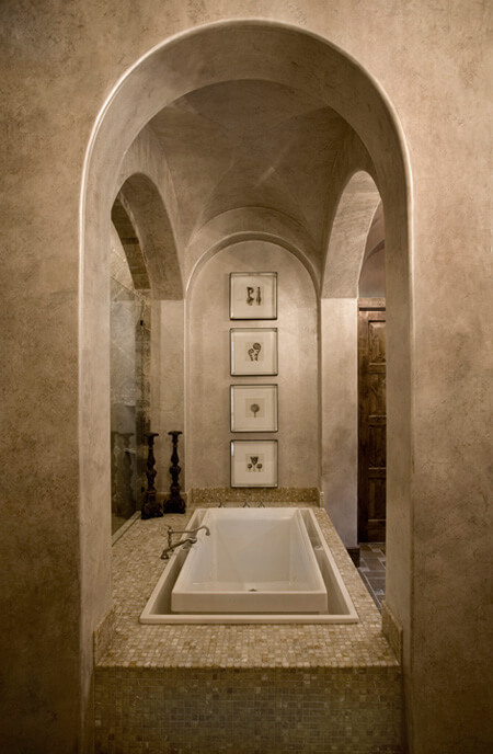 Marble Tile Fireplace 11 Amazing Archway Ceiling Designs By Ceiltrim Inc.
