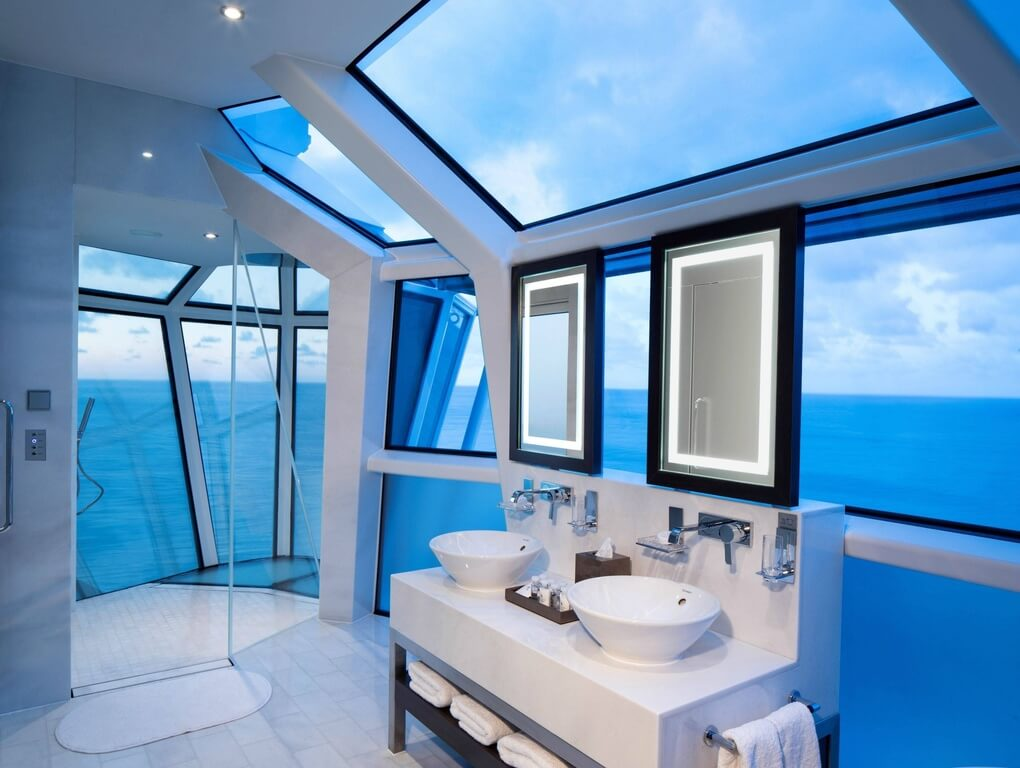 27 Cool Blue Master Bathroom Designs and Ideas (Pictures) - blue bathroom ideas