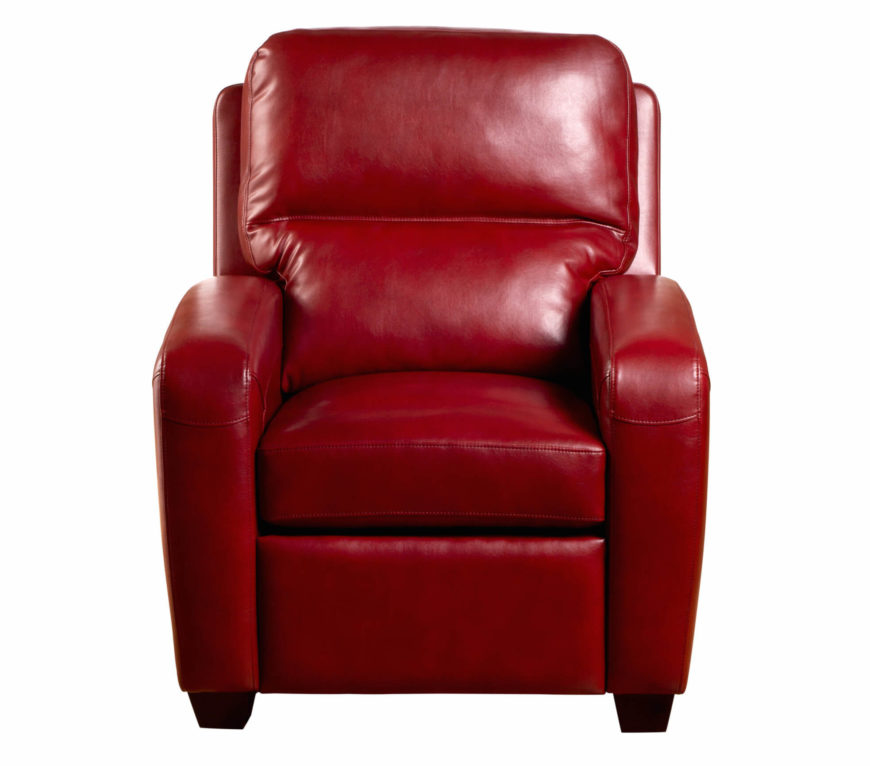 20 Top Stylish and Comfortable Living Room Chairs - red living room chair