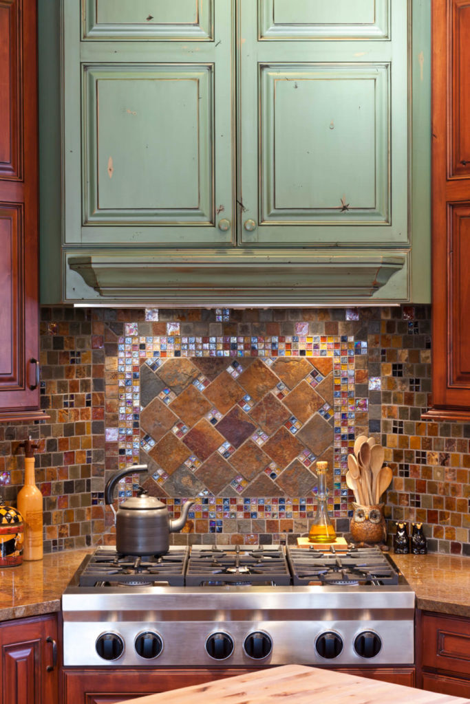 glass tile backsplash multiple colored tiles accents kitchen tile backsplashes pictures kitchen remodels kitchen tile