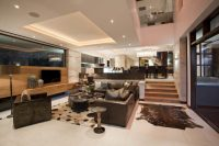 Contemporary SGNW Custom Home By Metropole Architects