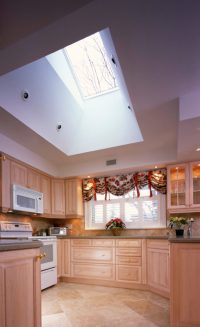 52 Beautiful Kitchens with Skylights (PICTURES)