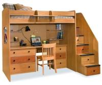 24 Designs of Bunk Beds With Steps (KIDS LOVE THESE)