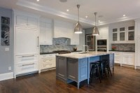 25 Elegant Kitchens Without Windows (Pictures)