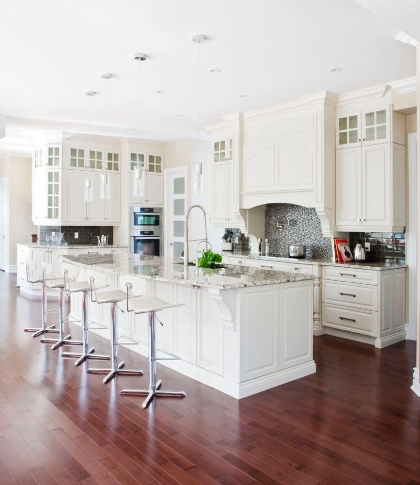 Fullsize Of Rectangular Kitchen Design