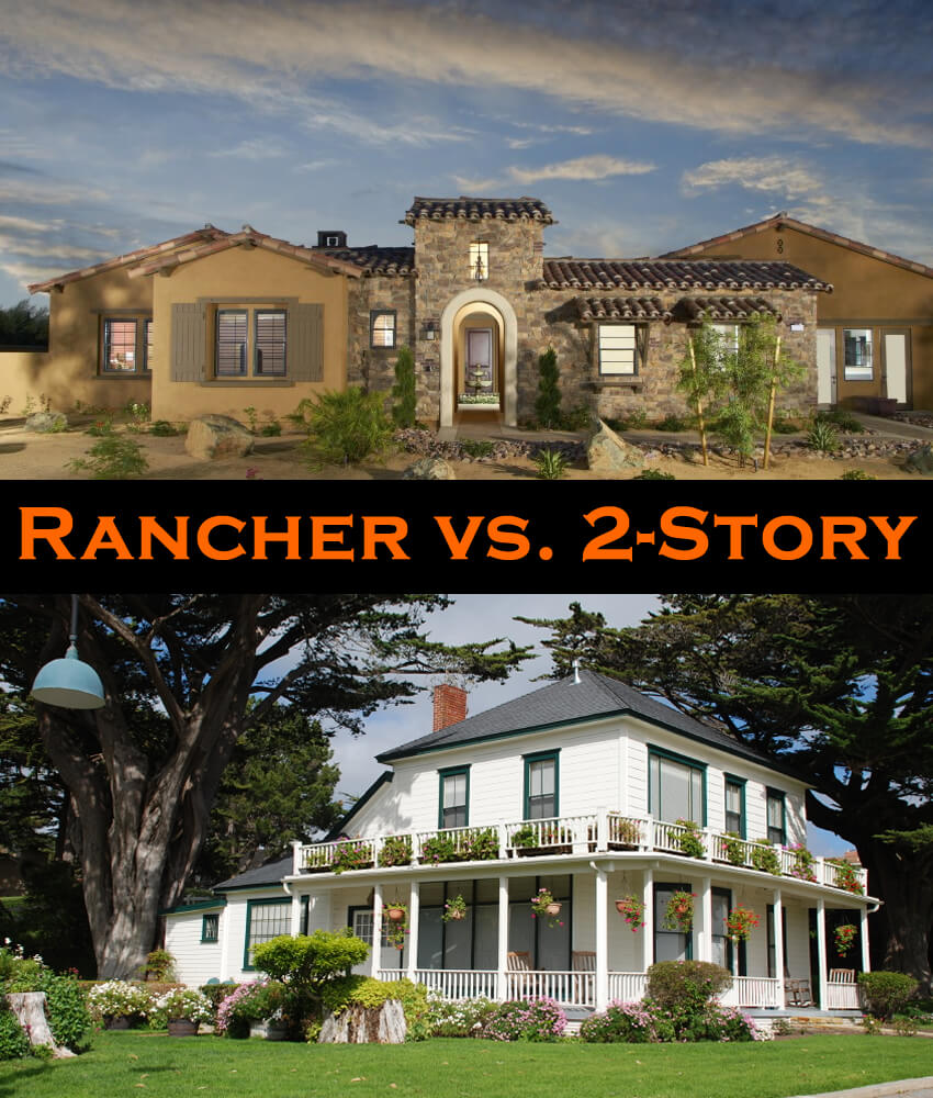 rancher story house pros cons poll rancher style house plans high definition danutabois